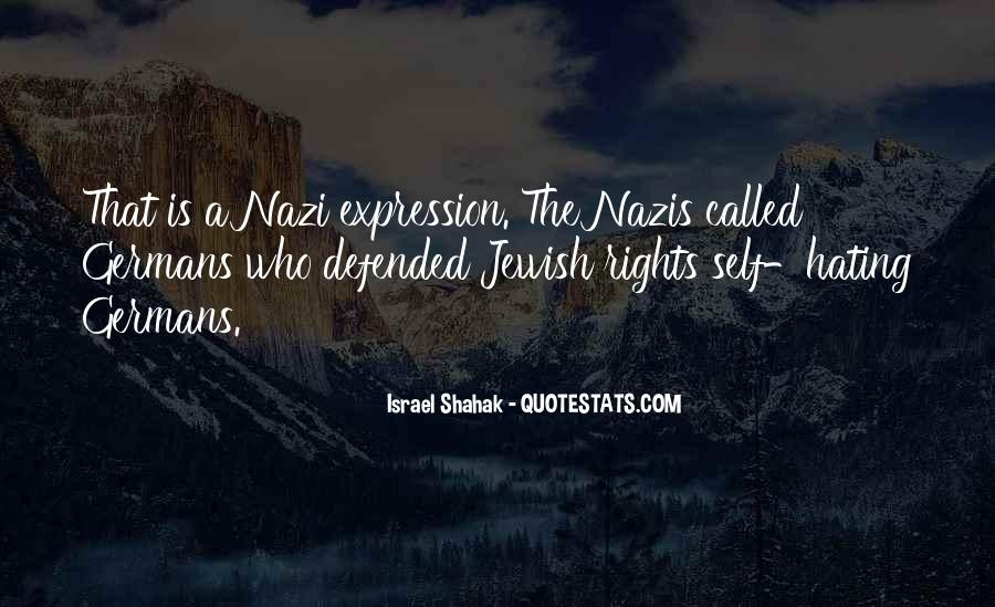 Hate Israel Quotes #266007