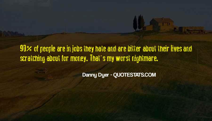 Hate My Man Quotes #1061
