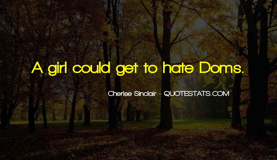 Hate My Man Quotes #4537