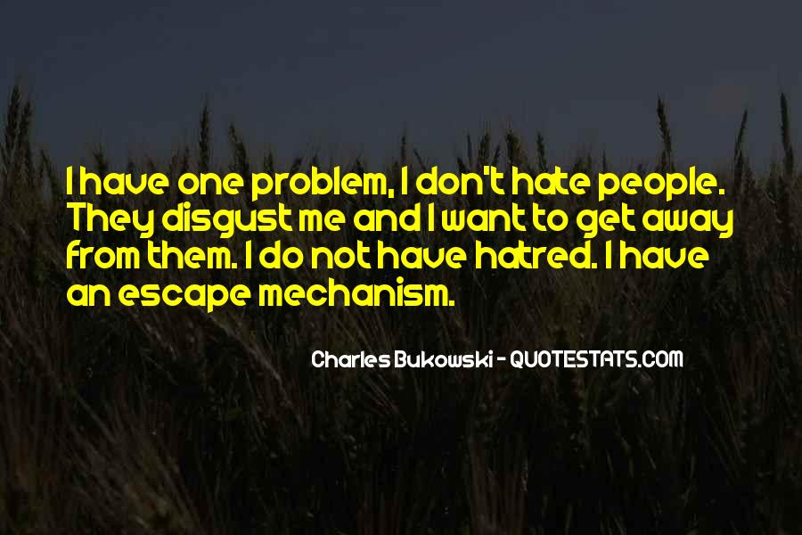 Hate My Man Quotes #6919