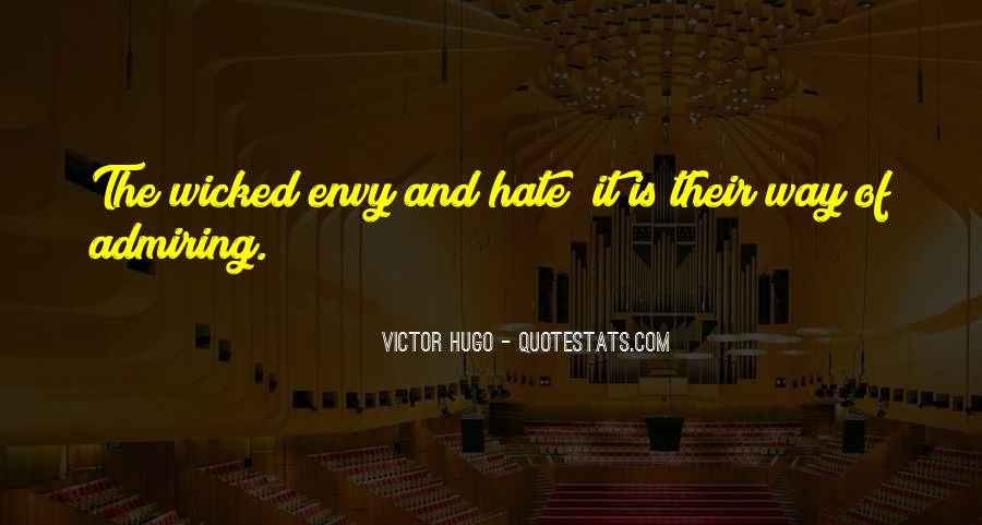 Hate My Man Quotes #7247