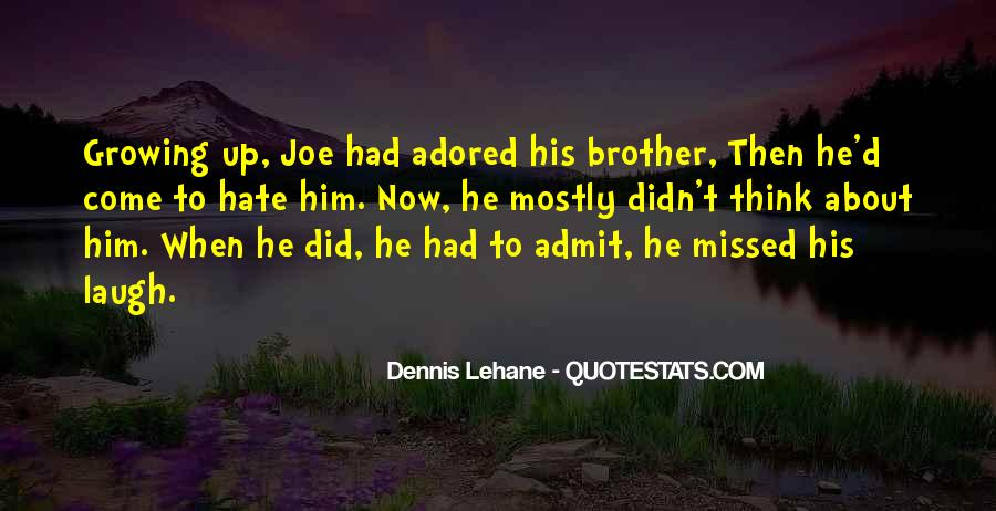 Hate My Man Quotes #8289