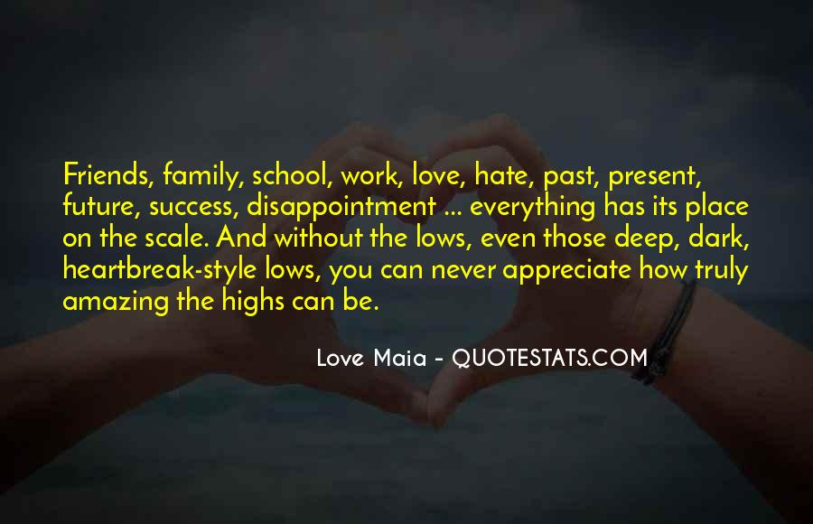 Hate Old Friends Quotes #130523