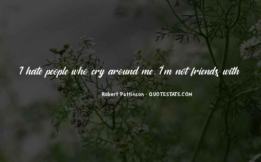 Hate Old Friends Quotes #40606