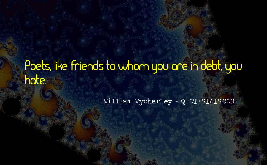 Hate Old Friends Quotes #949679