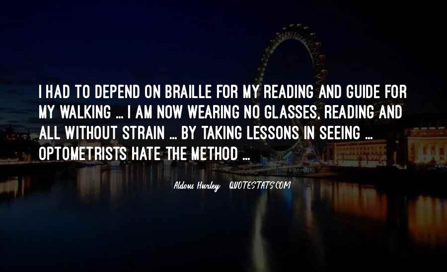 Hate Seeing You Quotes #488158