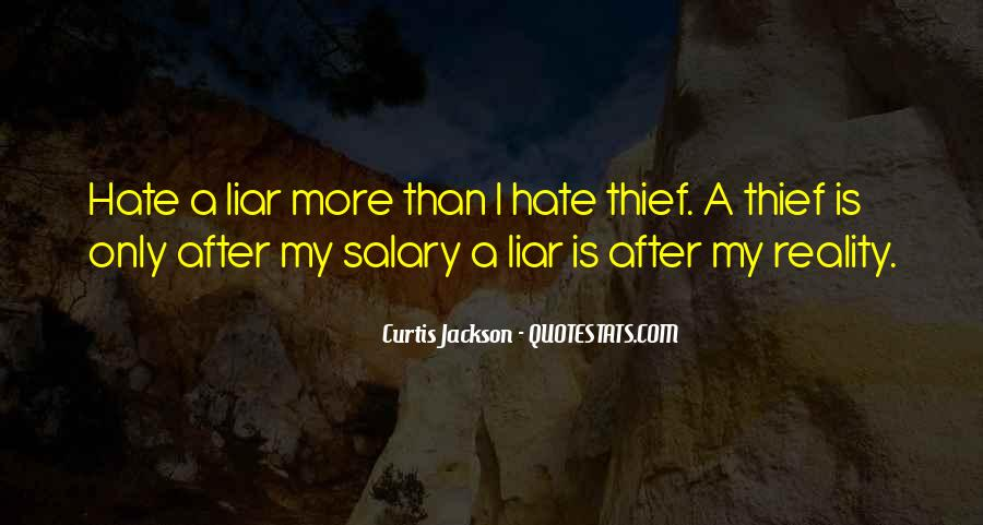 Hate You Liar Quotes #1220225