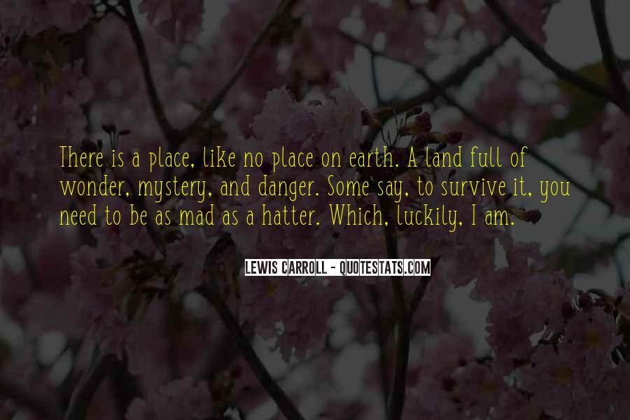 Hatter Quotes #1494171