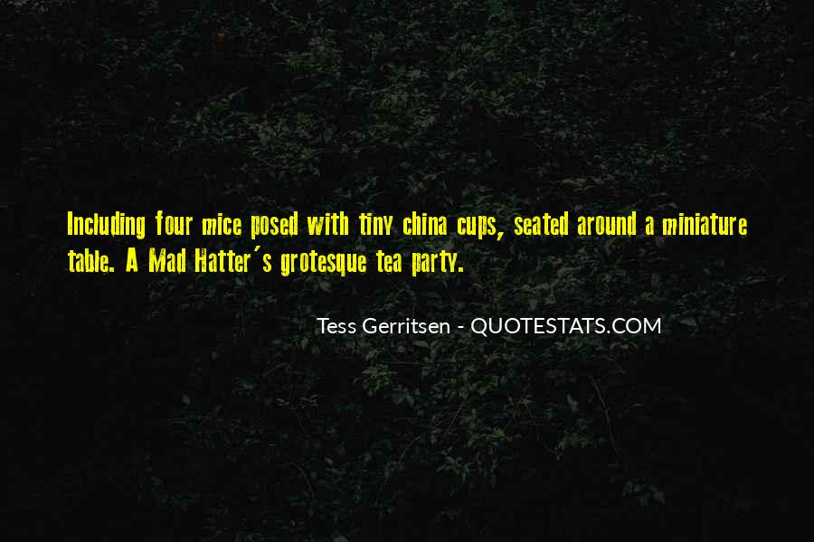 Hatter Quotes #1778347