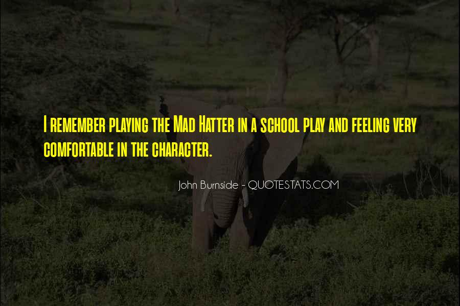 Hatter Quotes #792245