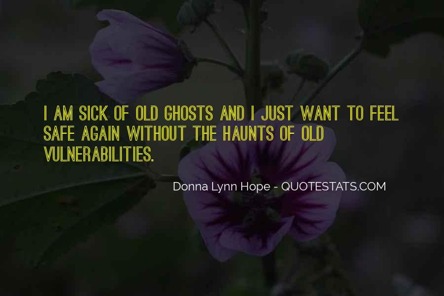 Haunts Quotes #1021335