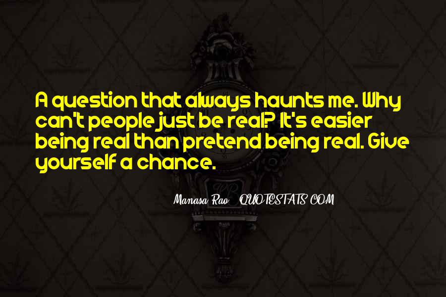 Haunts Quotes #1057981