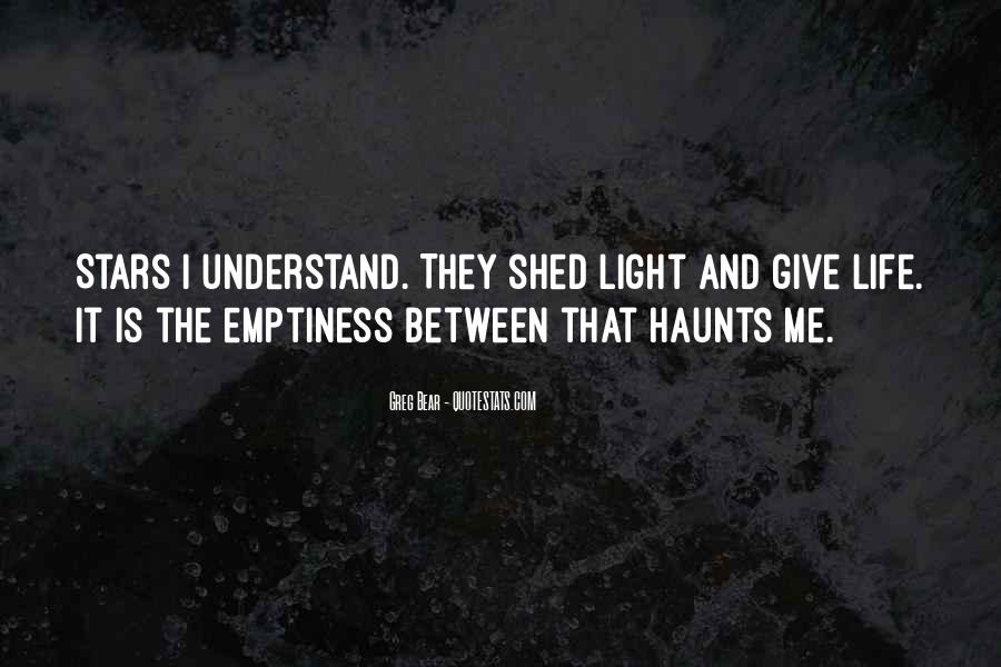 Haunts Quotes #1183106