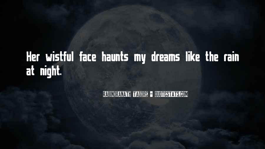 Haunts Quotes #705934