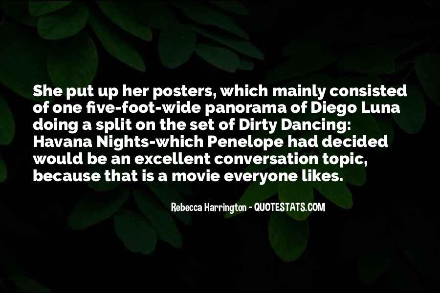 Havana Movie Quotes #823801