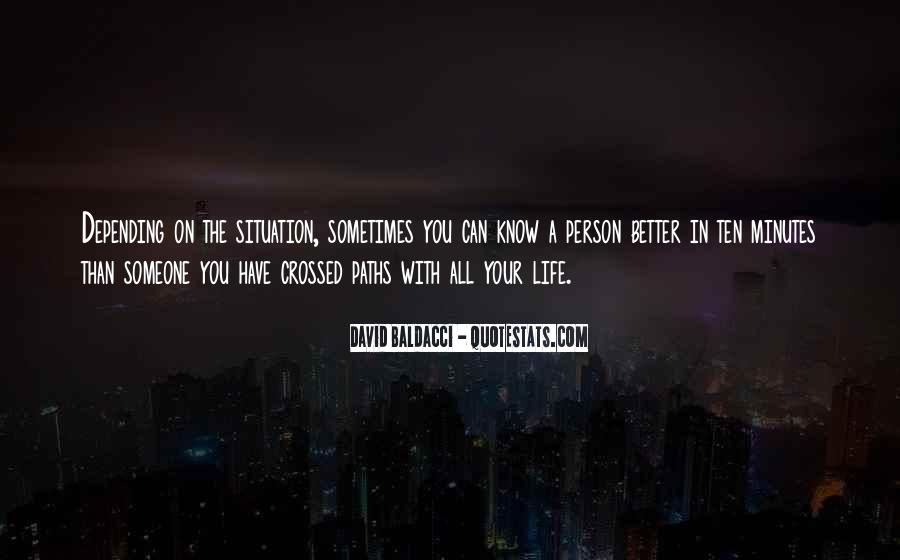 Have A Better Life Quotes #254456