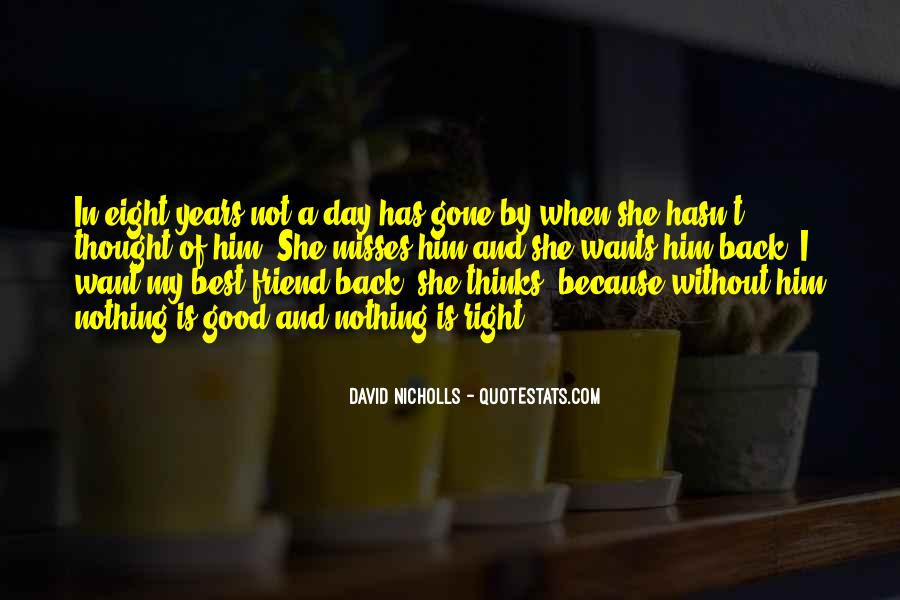 Have A Good Day Friend Quotes #1390398