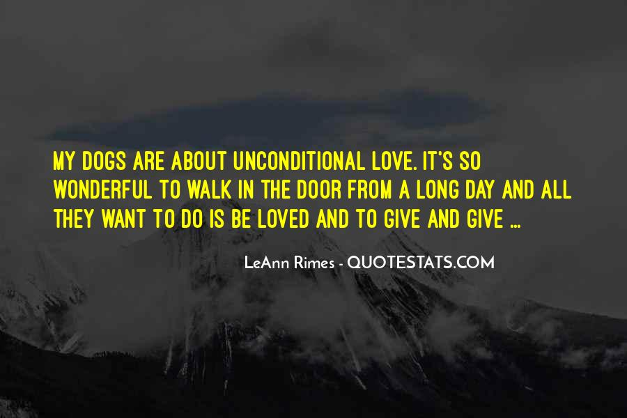 Have A Wonderful Day Love Quotes #1107363