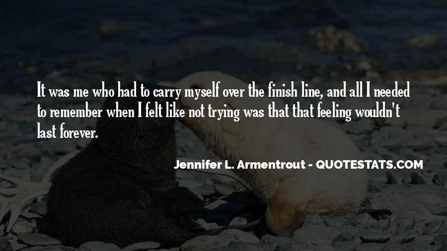 Have The Strength To Carry On Quotes #258304