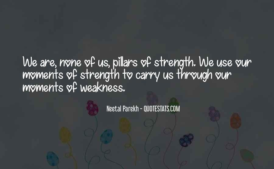 Have The Strength To Carry On Quotes #725964