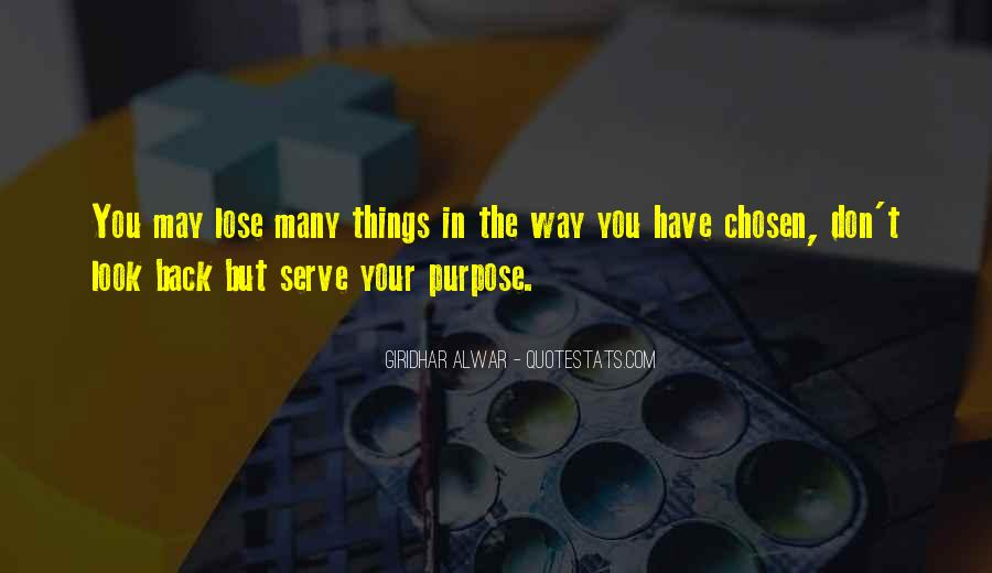 Have Your Way Quotes #27351