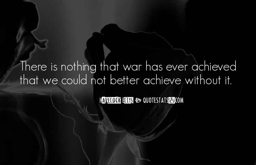 Havelock Quotes #1066745