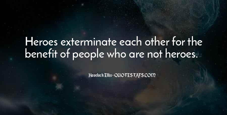 Havelock Quotes #1090829