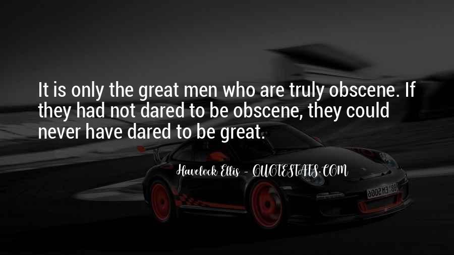 Havelock Quotes #1176245
