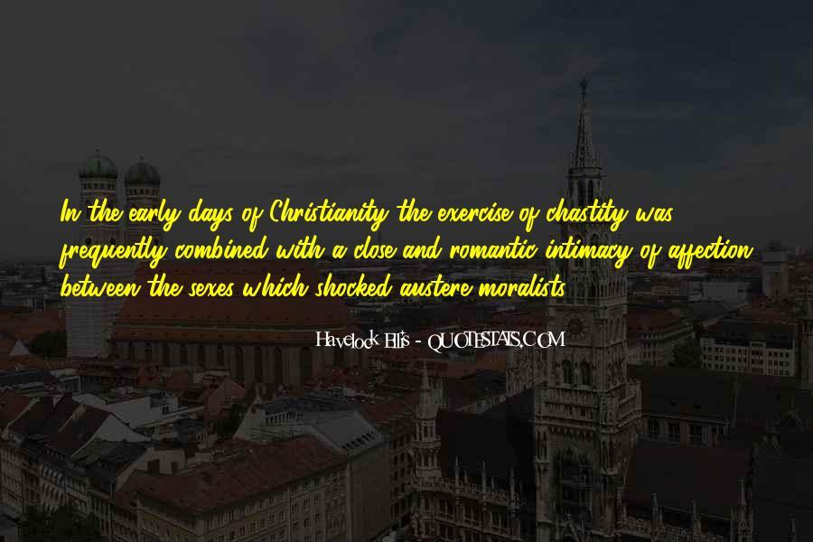 Havelock Quotes #1246994