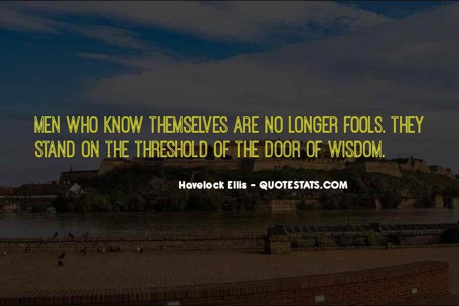 Havelock Quotes #1327642