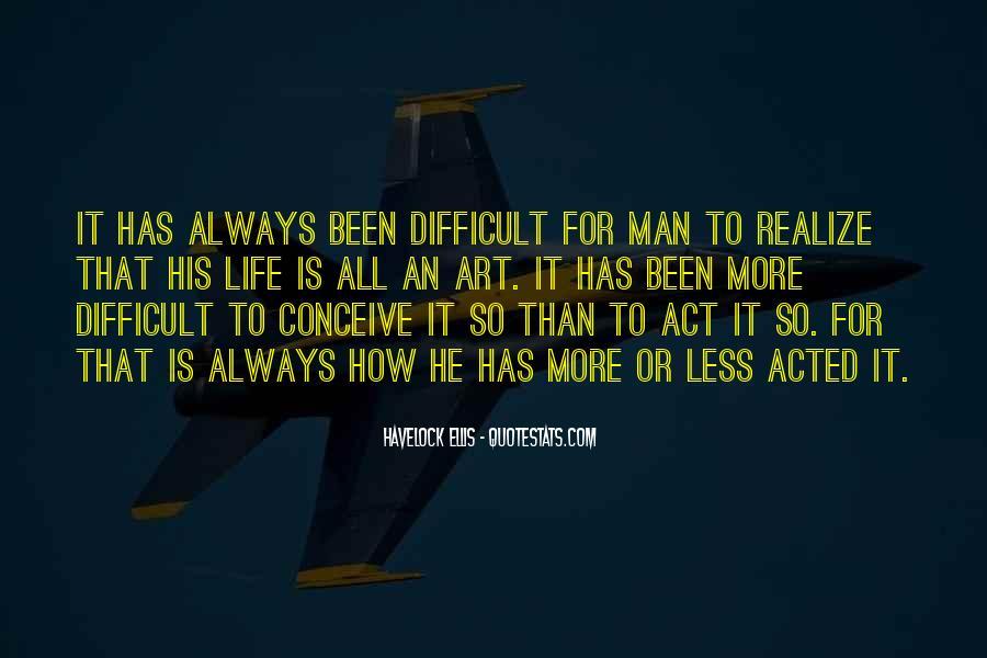 Havelock Quotes #1390406
