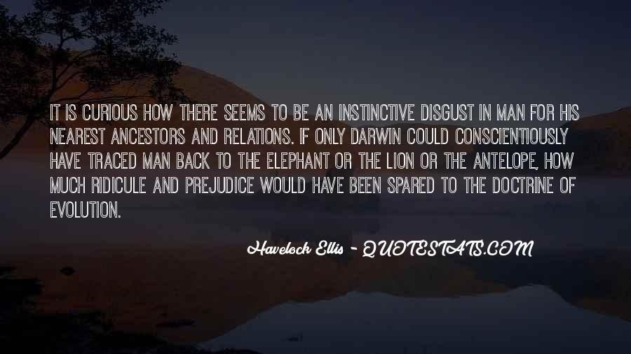 Havelock Quotes #1457899