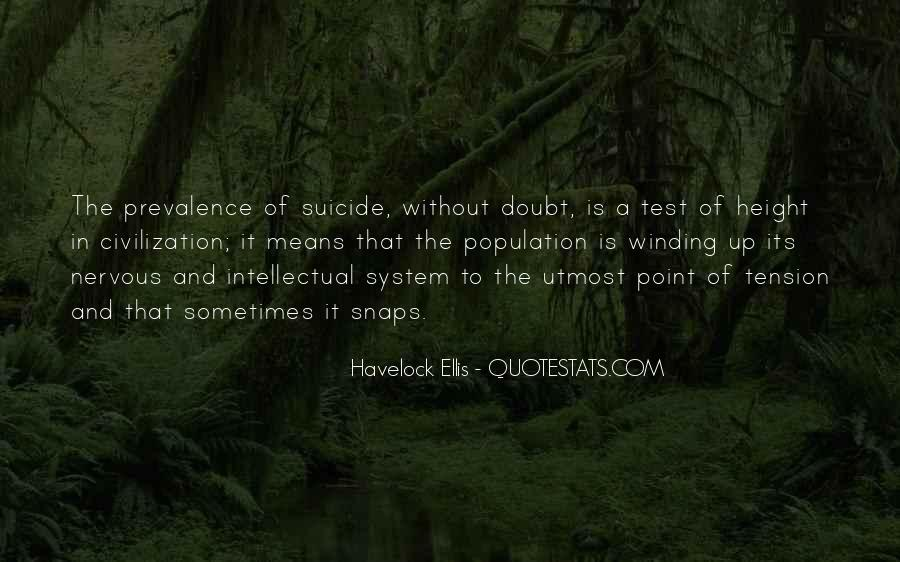Havelock Quotes #1553579