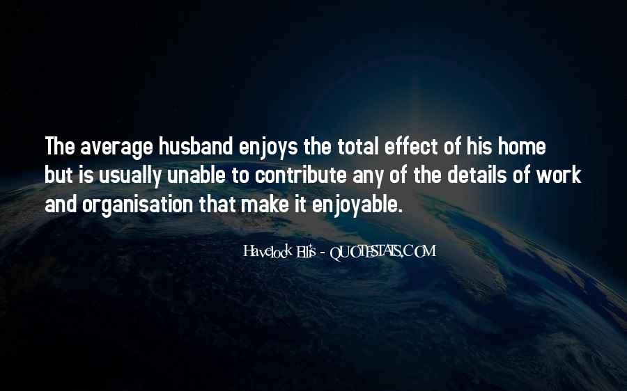 Havelock Quotes #1562199