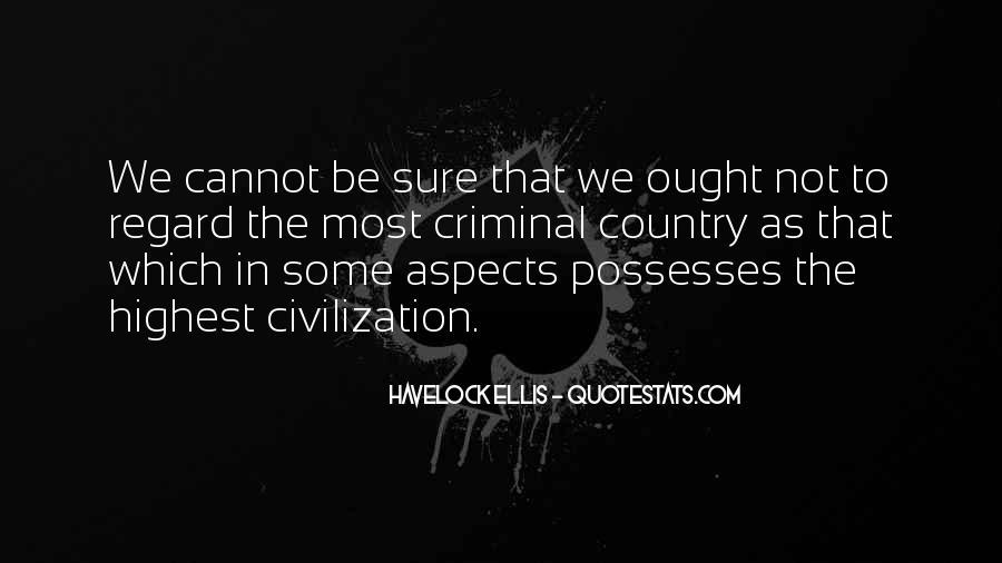 Havelock Quotes #2277