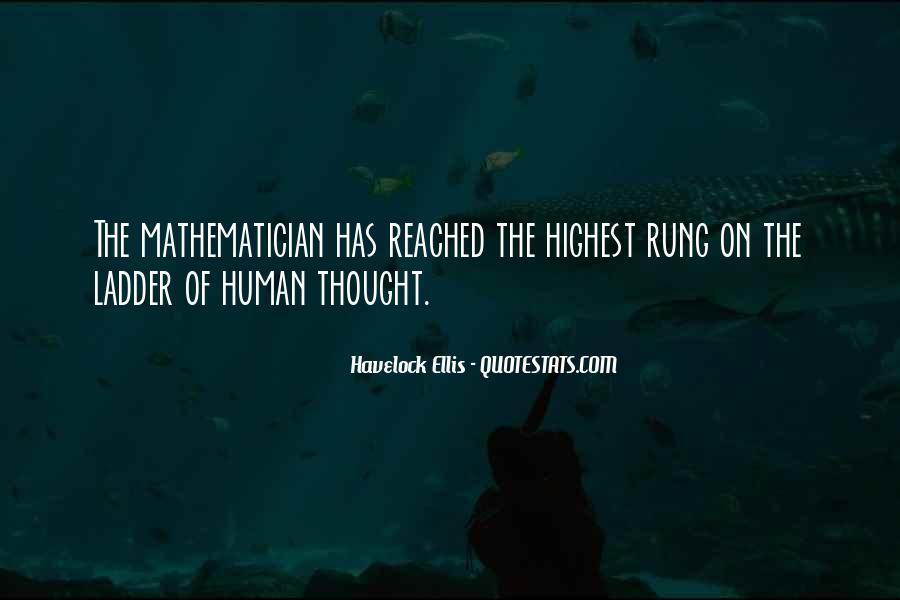 Havelock Quotes #242973