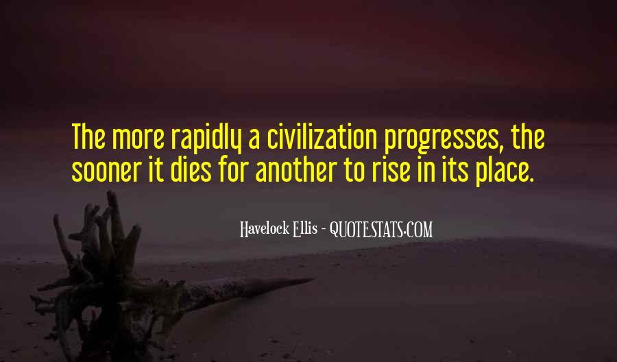 Havelock Quotes #25072