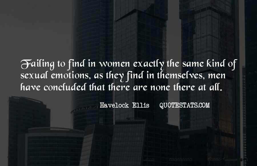 Havelock Quotes #279367
