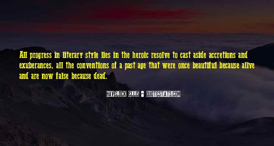 Havelock Quotes #403794
