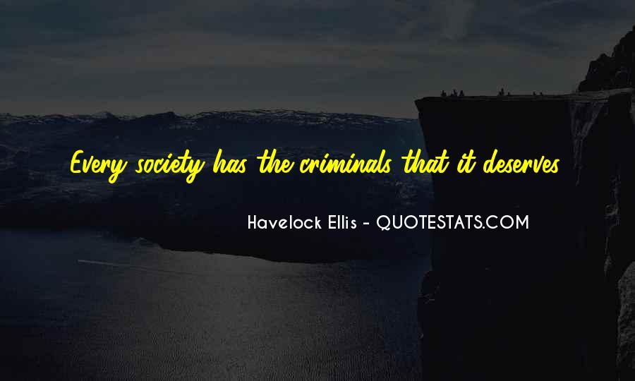 Havelock Quotes #441574
