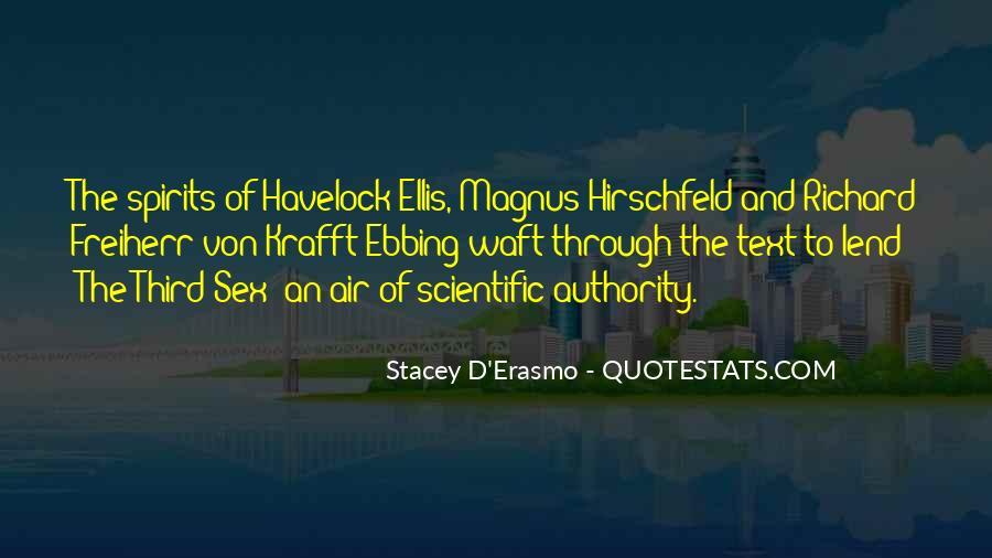 Havelock Quotes #447898