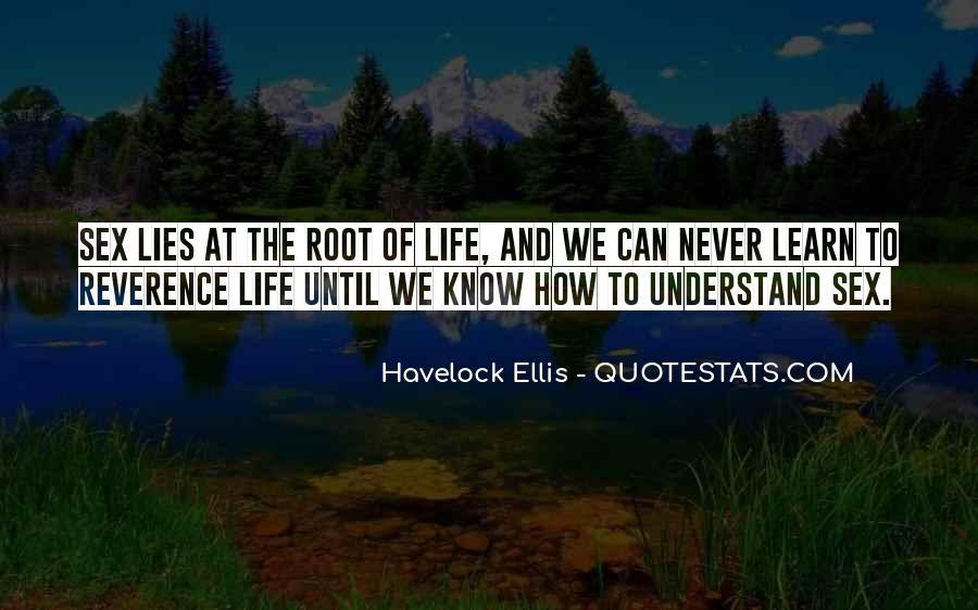 Havelock Quotes #666683