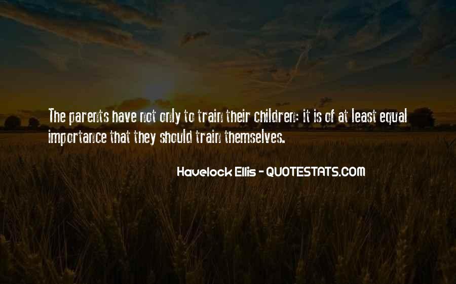 Havelock Quotes #727715