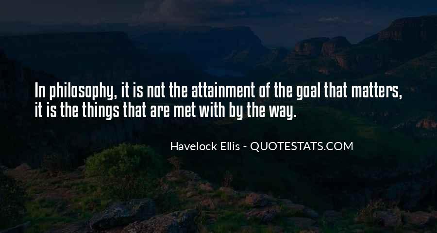 Havelock Quotes #838511