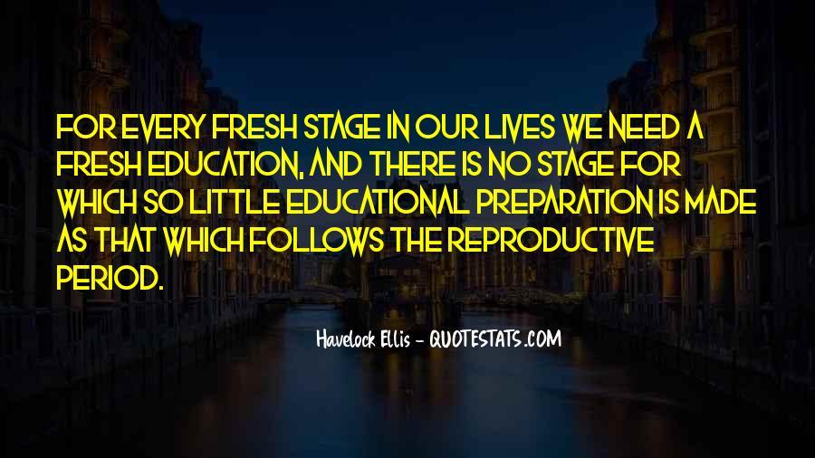 Havelock Quotes #883466