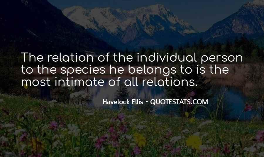 Havelock Quotes #92863