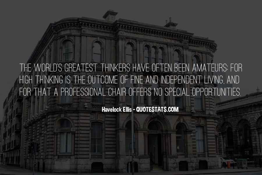 Havelock Quotes #968449
