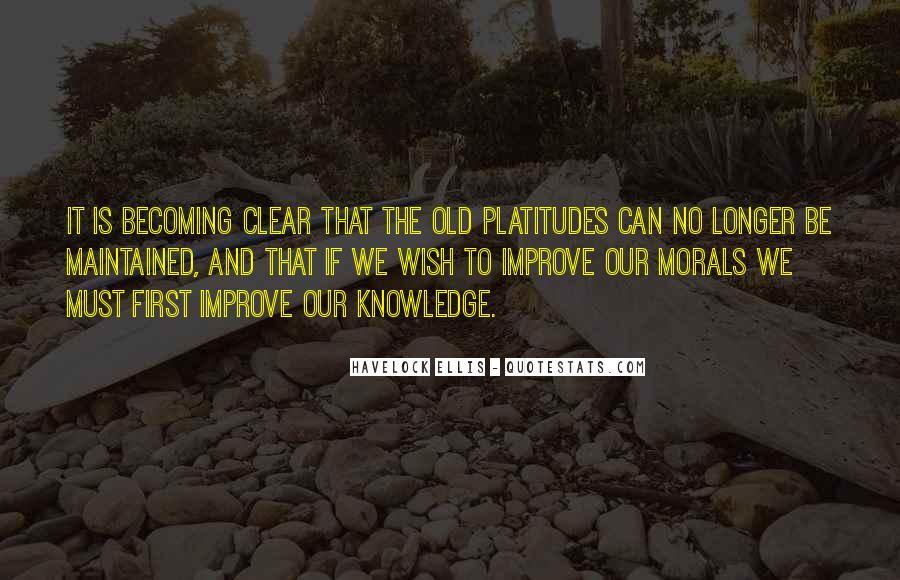 Havelock Quotes #988930