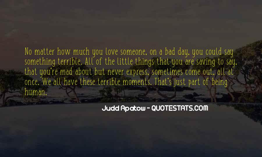 Having A Bad Day Love Quotes #1435500