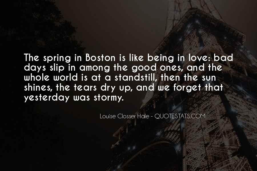 Having A Bad Day Love Quotes #164057